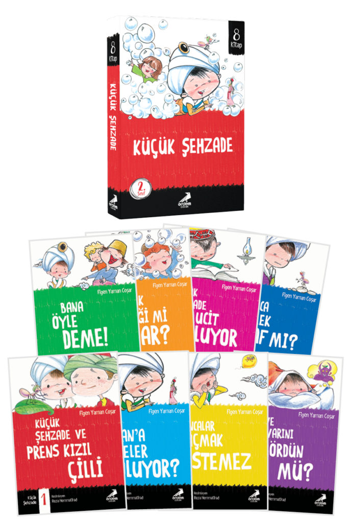 Küçük Şehzade 8 Kitap