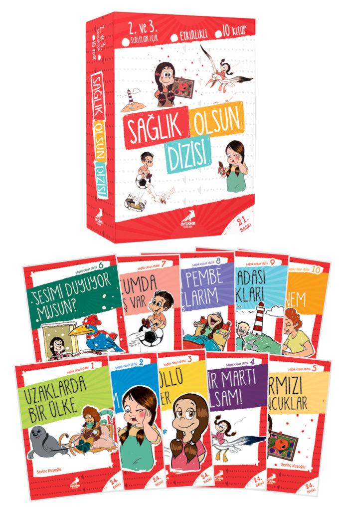 Sağlık Olsun Dizisi 10 Kitap