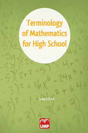 Termınology Of Mathematıcs For Hıgh School