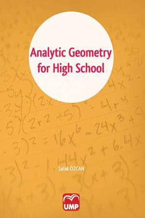 Analıtıc Geometry For Hıgh School