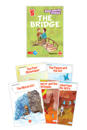 Merıt Readers Level-5 / Basic English Stories 5