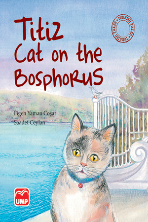 Tıtız Cat On The Bosphorus