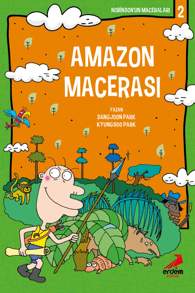 Nobinson'un Maceraları 2: Amazon Macerası