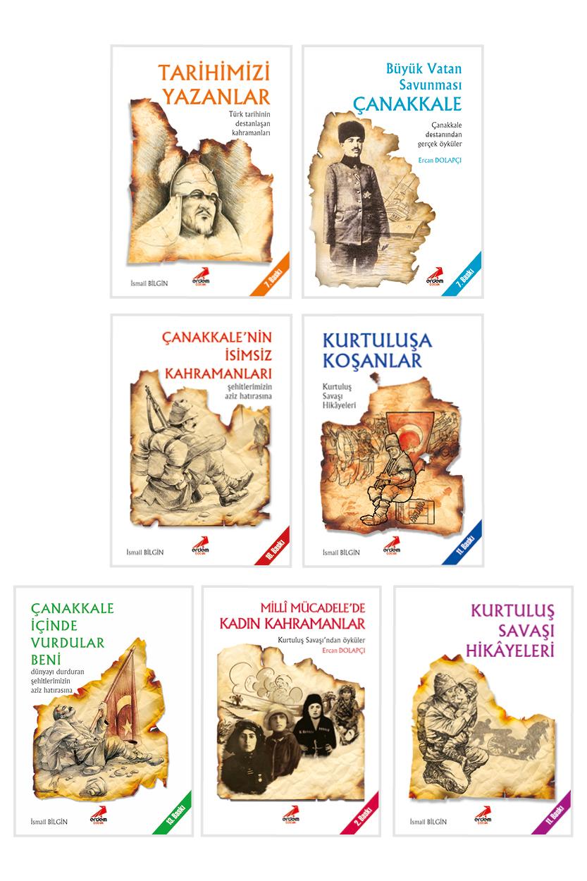 Tarih ve İnsan Dizisi 7 Kitap