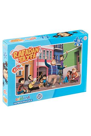 Rafadan Tayfa Puzzle 70'li