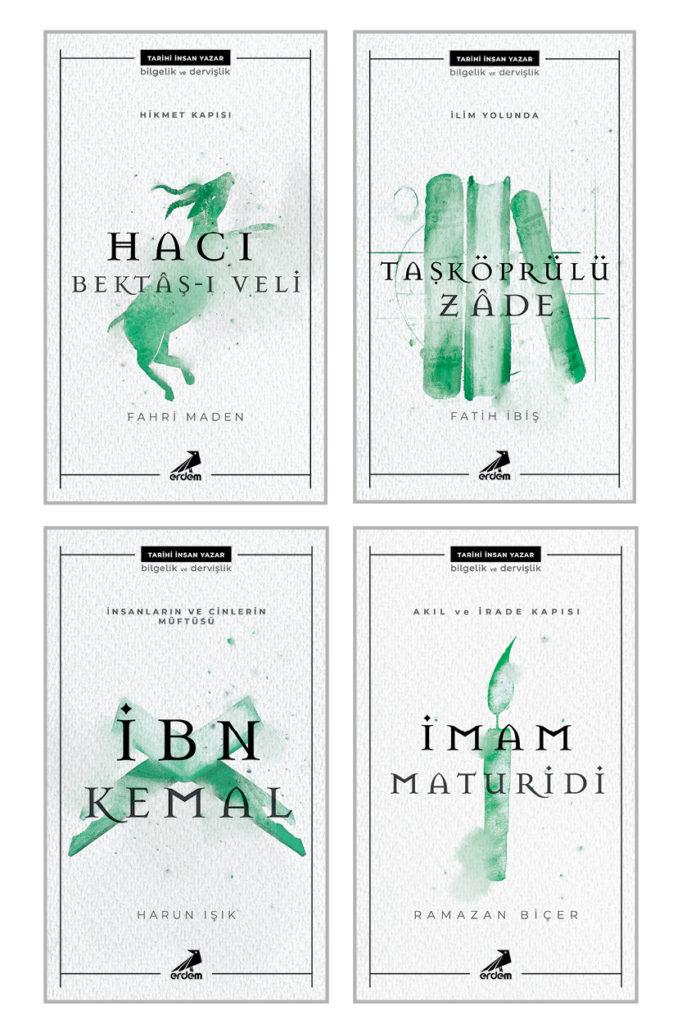 Özel: Tarihi İnsan Yazar Yeşil Set