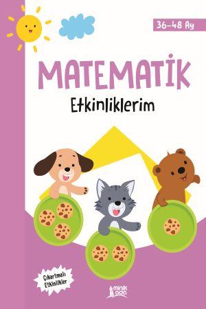 Matematik Etkinliklerim 36-48 Ay