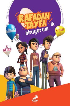 Rafadan Tayfa ile Okuyorum