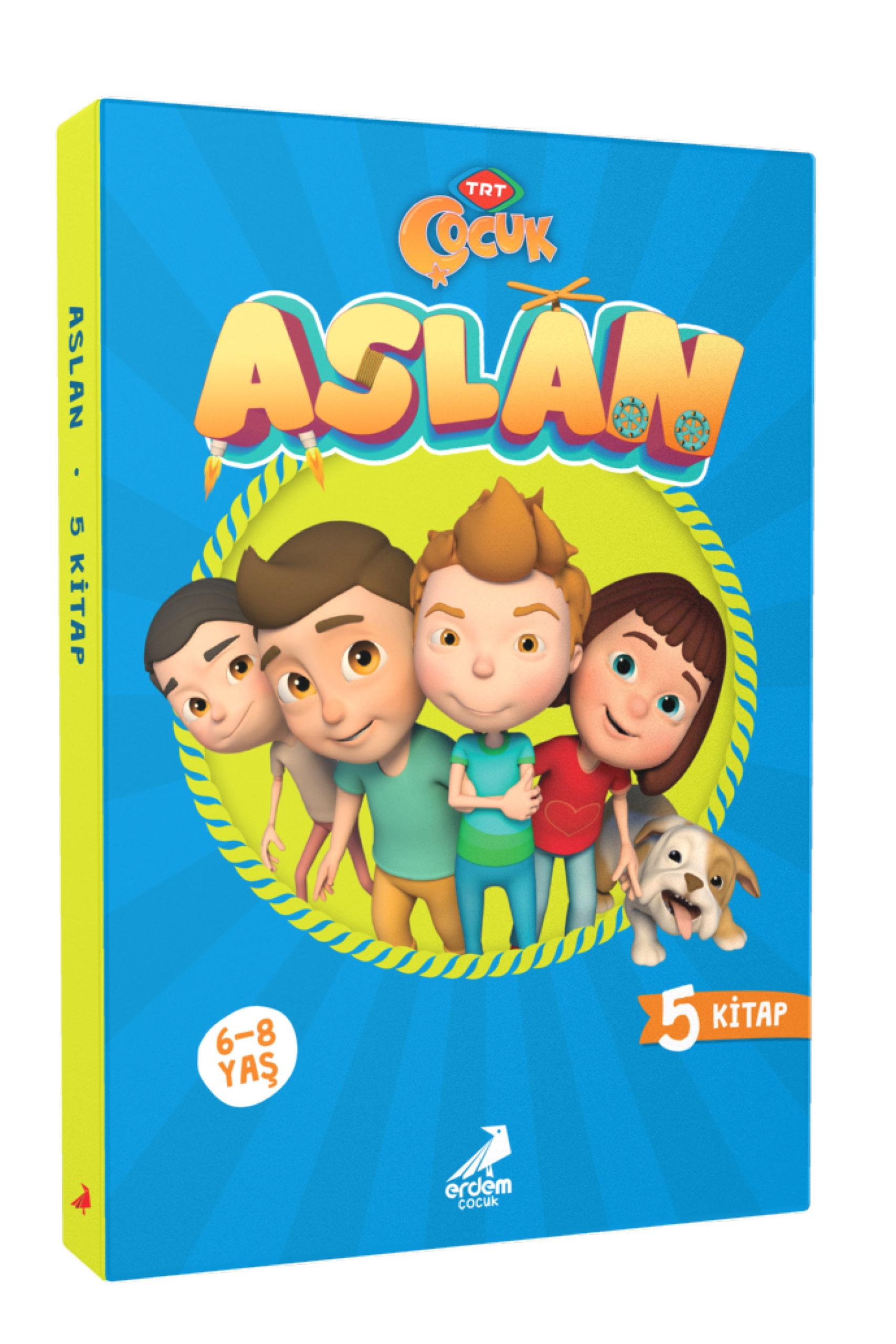 Aslan (5 Kitap)