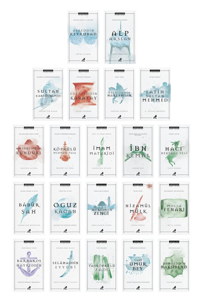 Tarihi İnsan Yazar Serisi – 21 Kitap