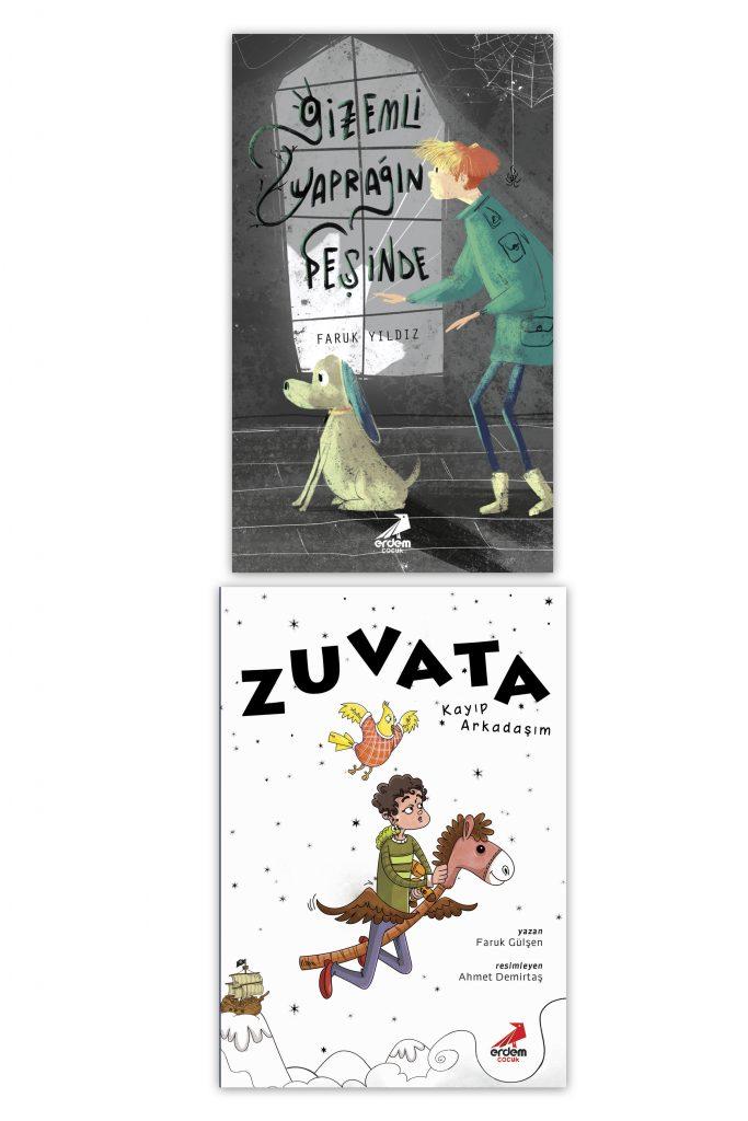Zuvata – Gizemli Yaprağın Peşinde
